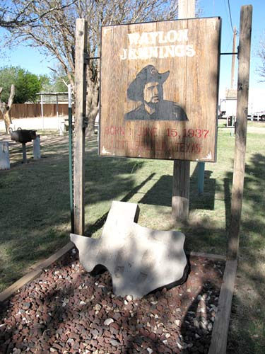 Free camping in Texas Panhandle