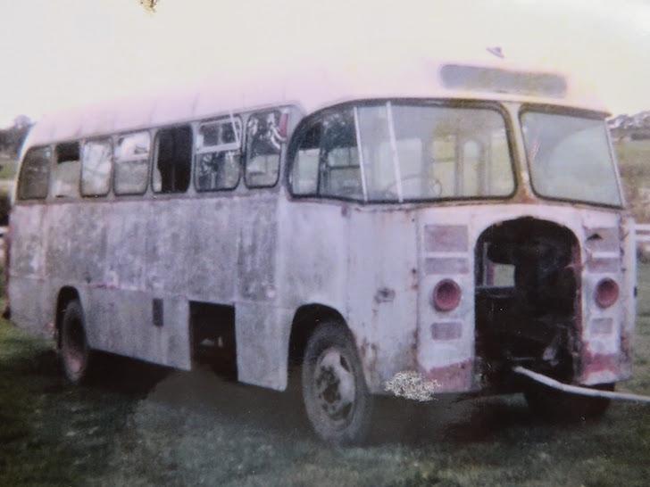 Bedford housebus