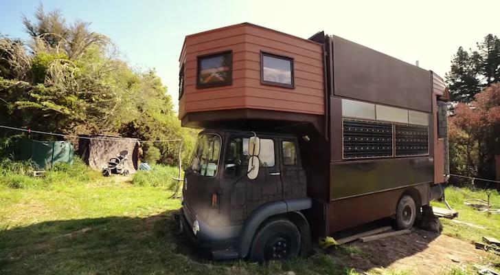Castle House Truck
