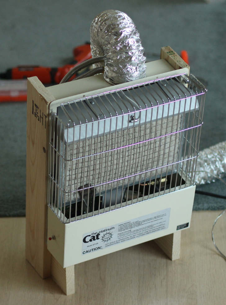 Beautiful RV Heaters  Heaters  Empire Heaters