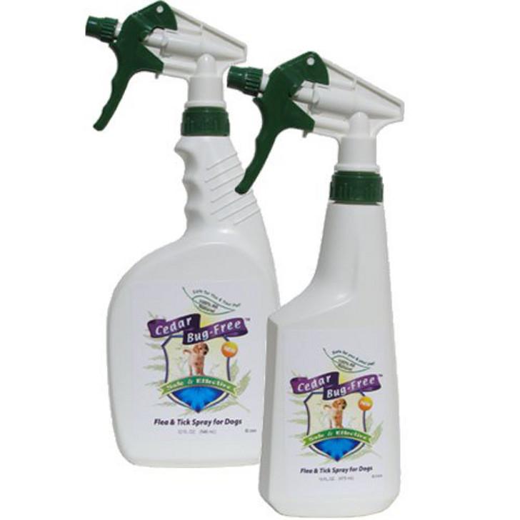 Cedar oil prevents fleas in the RV