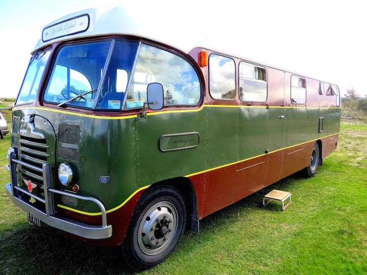 Emmylou housebus