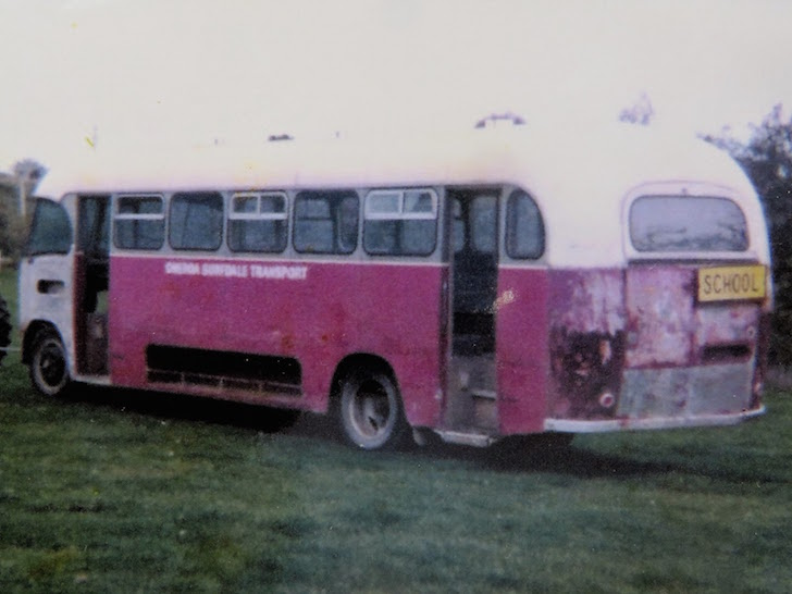 Housebus restoration