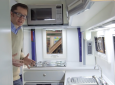 Based On An Updated Ford Transit Chassis, The Murvi Morello Camper Van Impresses