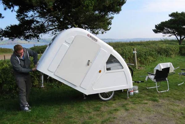 Micro camper expansion