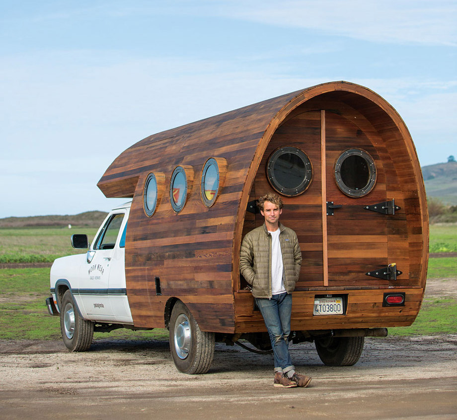 Patagonia S Wago Made From Recycled Wine Barrels Diyrv