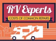 How Much Do RVs Really Cost To Own? See This RV Repair Cost Infographic