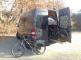 This Couple Optimized Their Sprinter Van To Haul Four Bikes