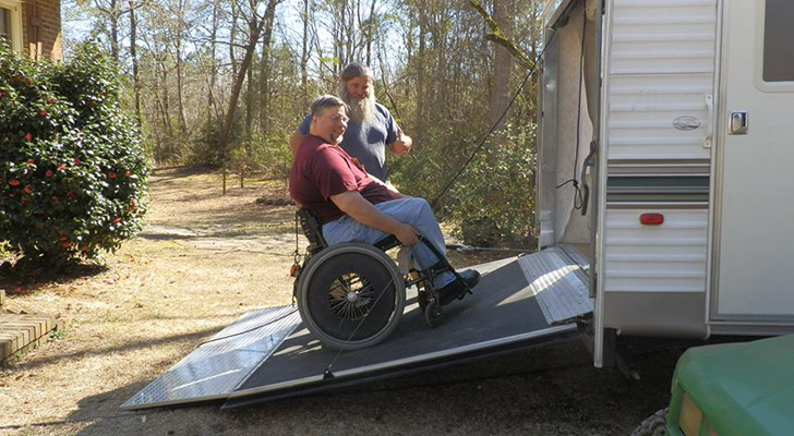 This Wildwood Toy Hauler Was Customized for An Adaptive Solo Road Trip