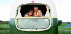 This Couple Started With A Rusted Bus Carcass, And 33 Years Later It's Incredible