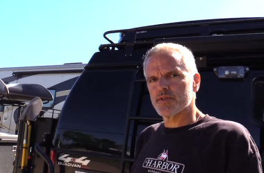 This Man Could Have The Ultimate Off-Road Camping Rig