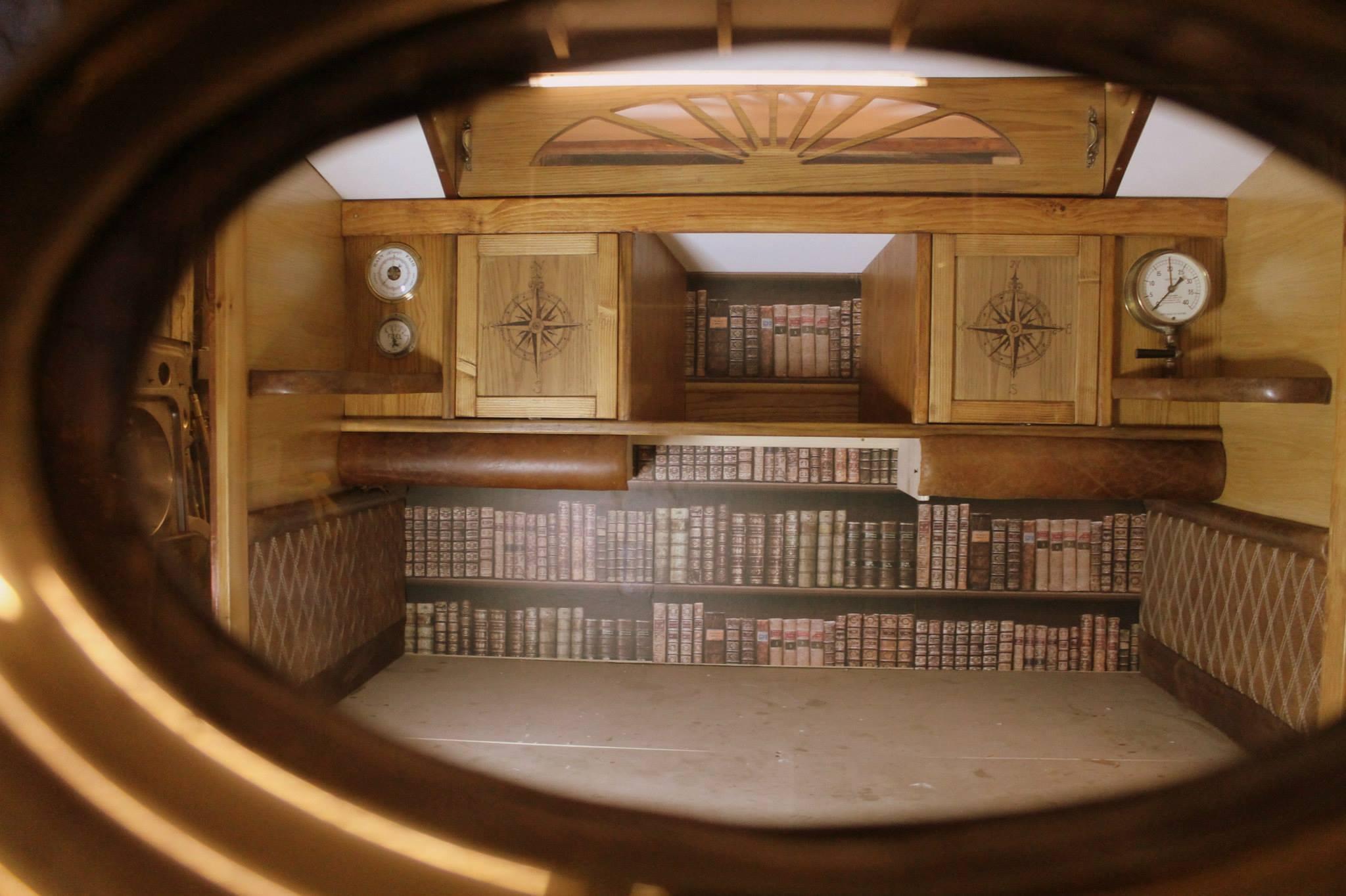 steampunk-teardroptrailer-interior