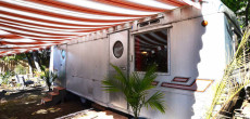 1954 Prairie Schooner Travel Trailer Serves Admirably As Retro Pasadena Retreat