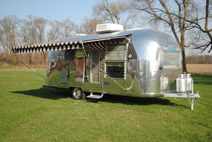 1964 Airstream Safari
