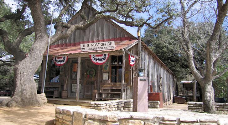 Go RVing in Luckenbach Texas