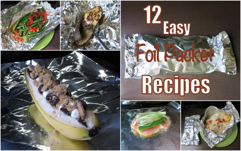 Easy Foil Packet Recipes