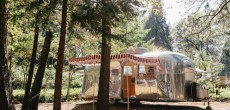 This Airstream Office Would Make You Look Forward To Monday Mornings