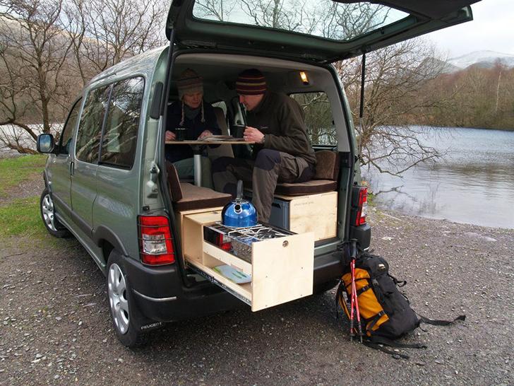 Amdro-CamperBox-Van