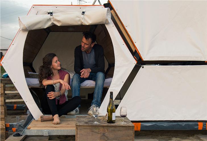 BANDBEE-camping-pod