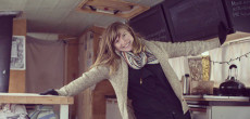 DIY Skoolie Bus Food Lab Teaches Food Fermentation And Sustainability