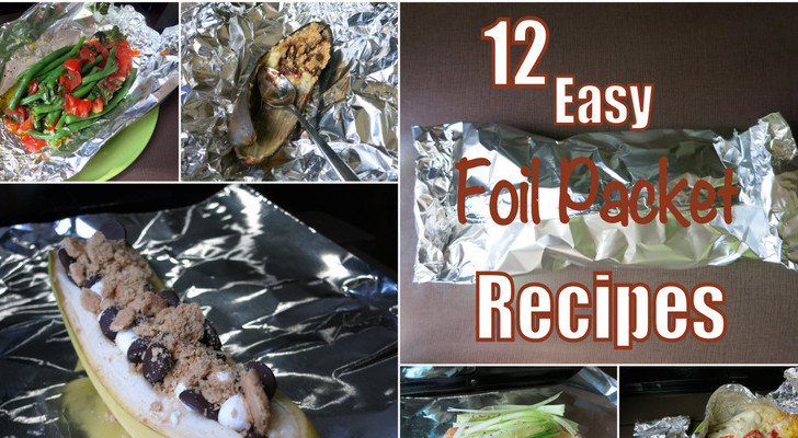Foil packet recipes