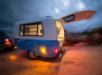 This Modern Ultra-Light Fiberglass Camper Showcases The Beauty And Utility Of Modular Design