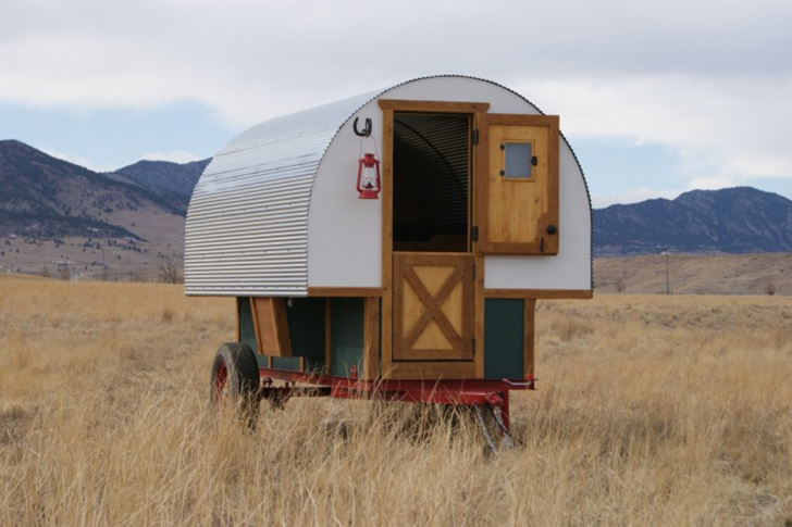 hossport sheepwagon door the standard camp sheep wagon - Sheep Wagon