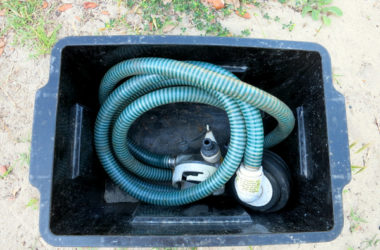 Discover The Best Way To Dump Your RV Tanks With The Sewer Solution