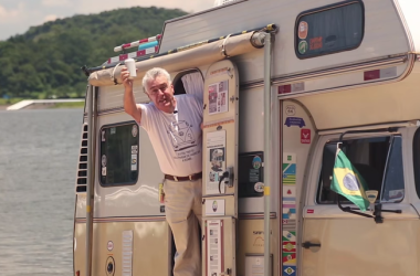 Brazilian Septuagenarian Loves This 1985 Kombi Safari, His Fourth VW In 26 Years