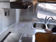 Large kitchen in Airstream Flying Cloud
