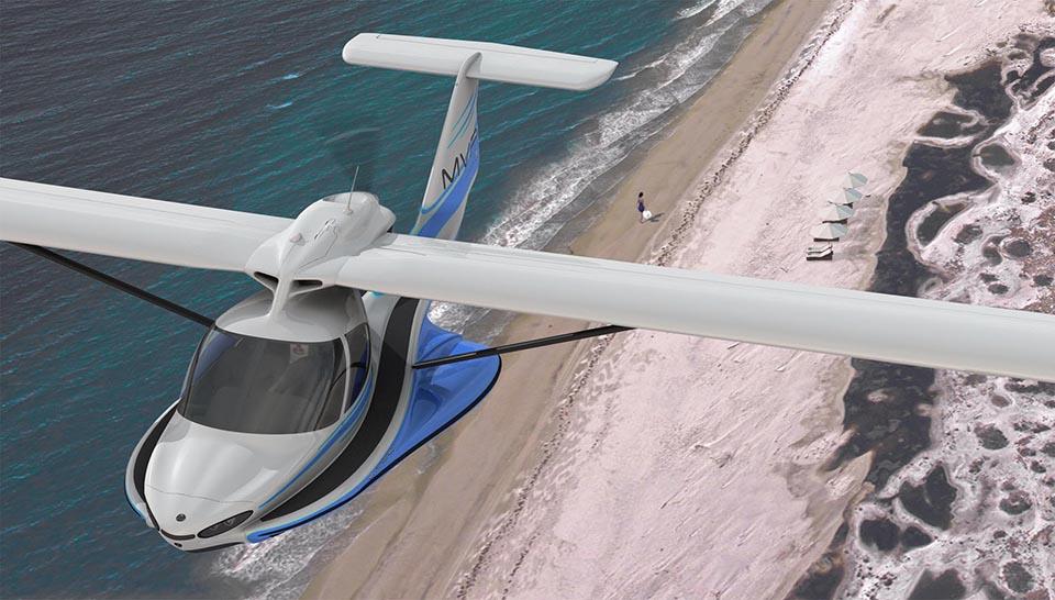 MVP-Aero-Airplane-in flight