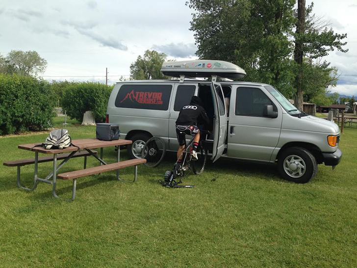 ProjectVanLife-camping