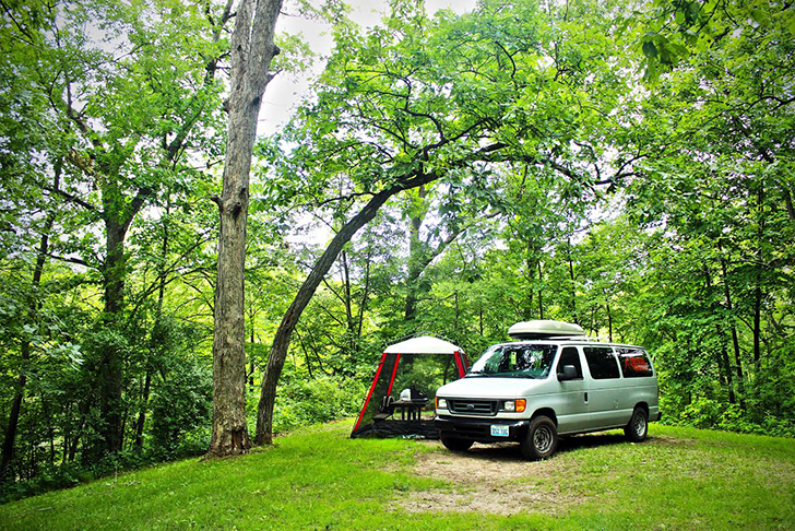Project Vanlife Living In A Ford Econoline Do It