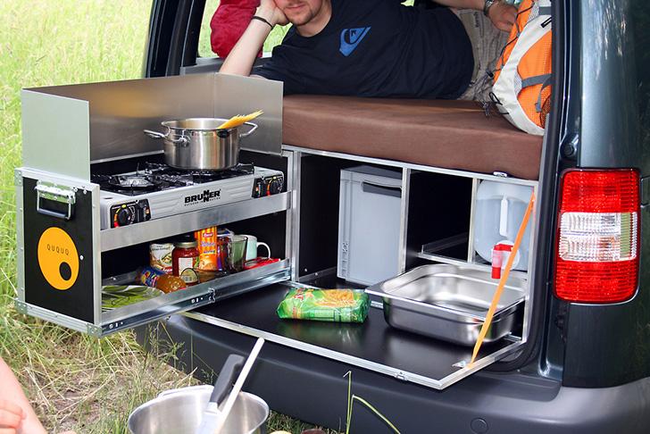 5 Ingenious European Camper In A Box Designs