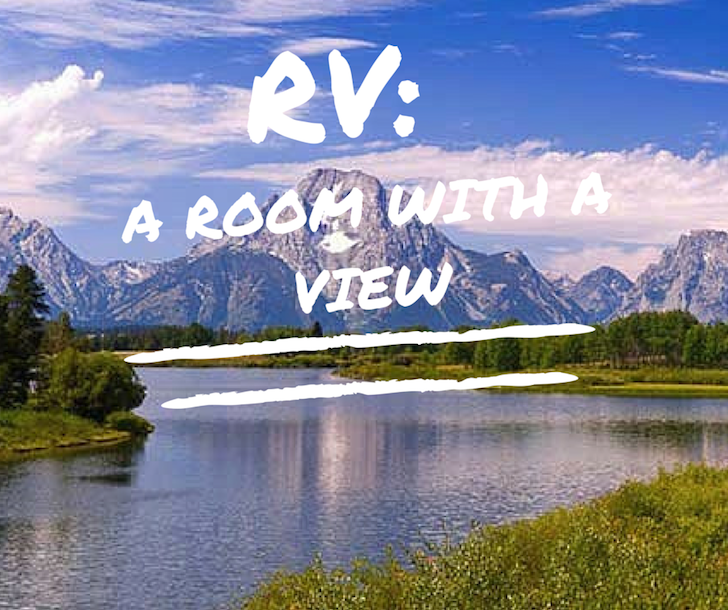RV with a view