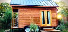 Tammy Strobel tiny home