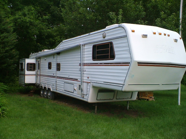 Ted Turner Fifth Wheel
