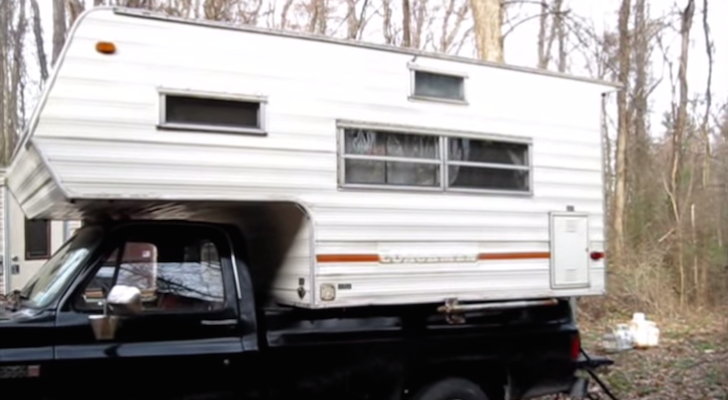 Is the Slide-In Pickup Camper The Ultimate Survival Bug Out Shelter?