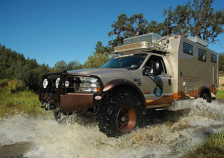 Turtle Expedition Vehicle