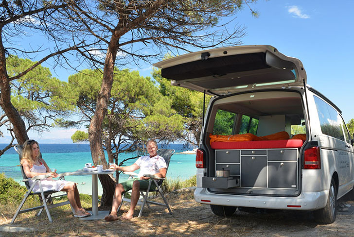 Image Gallery Camper Camping