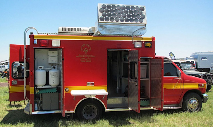 1997 Ford E-350 Superduty Ambulance