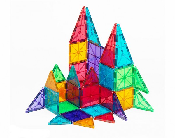 MagnaTiles building toy