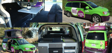 This Campervan By Jucy Brings Weekend RVing To A Whole New Level
