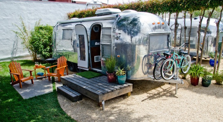 Now You Can Vacation In A Vintage Airstream Without Buying One