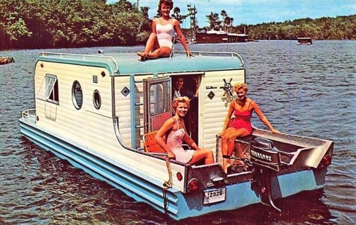 The Camper-Boat Hybrid Sails Again