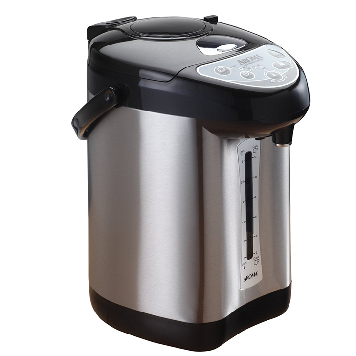 Want Hot Water All Day While Camping Use A Vacuum Pot
