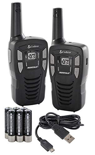 Cobra Electronics CXT 145 Walkie-Talkie Two-Way Radio