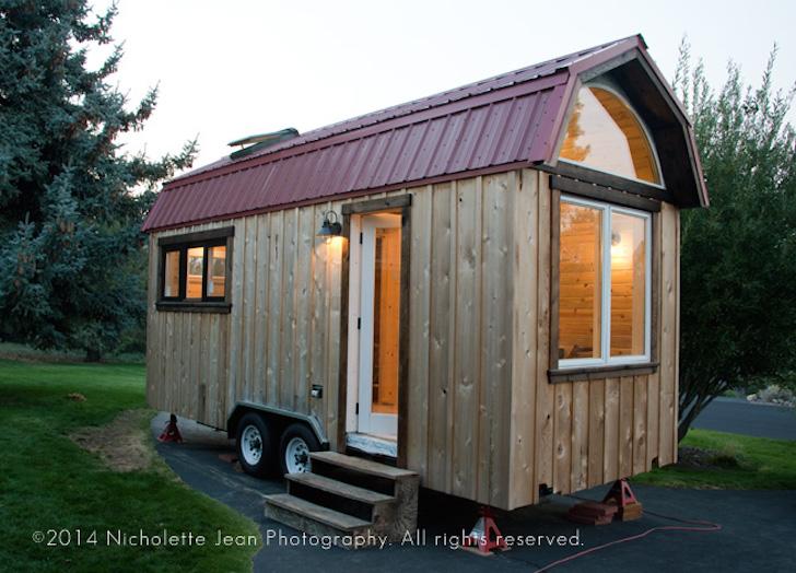 Craftsman tiny home