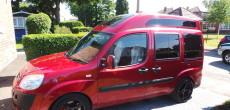 Fiat motorhome