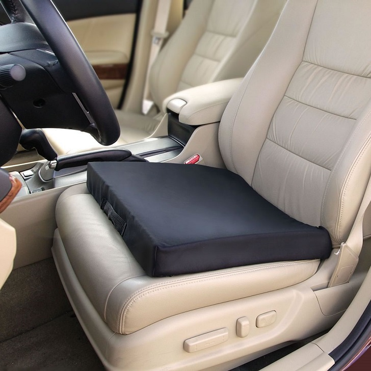 The Truck Driver's Pressure Relieving Cushion